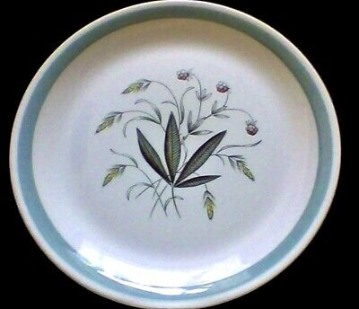 ALFRED MEAKIN Hedgerow 10 inch Plate x1  c1950+ (3 avail)