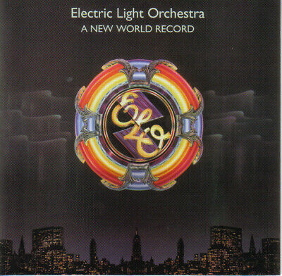 CD-Electric Light Orchestra /ELO/ A New World Record 1976