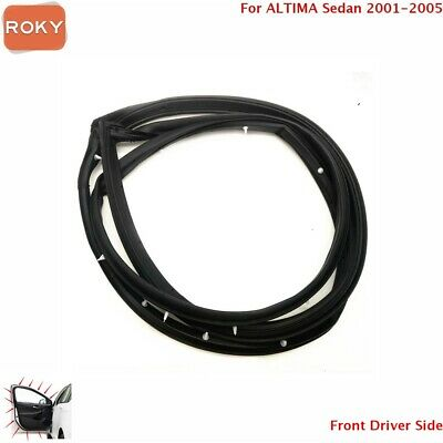 Door Opening Weatherstrip Seal High Quality front Left for Nissan ALTIMA 2001-05