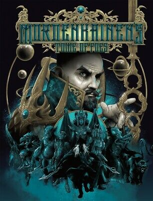 Dungeons and Dragons Mordenkainen's Tome of Foes 5th Ed Book Special Edition NEW