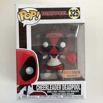 Funko Pop: Marvel Universe   DeadPool BoxLunch Exclusive #325