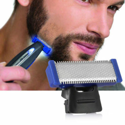 Double-Side Replacement 1PC Shaver Blade Head For MicroTouch Solo Electric Razor