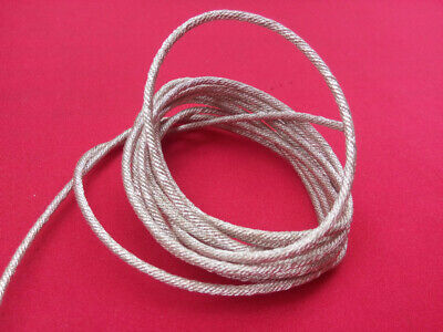 """1 meter 32 strands silver plating lead wire for 12""""/15""""/18"""" woofer bass speaker"""