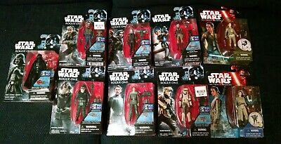 Lot of 9 Hasbro Star Wars Rogue One The Force Awakens BRAND NEW!!