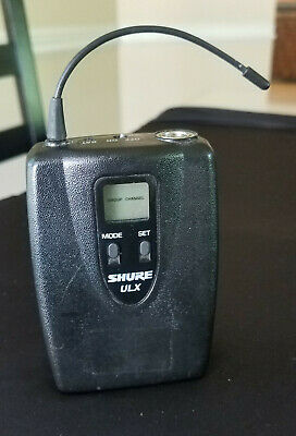 Shure ULX1-M1 662-698MHz Bodypack Transmitter Wireless Microphone