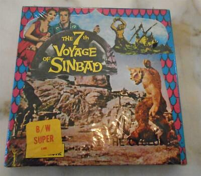 8mm movie 7th Voyage of Sinbad, The Cyclops,  Sealed