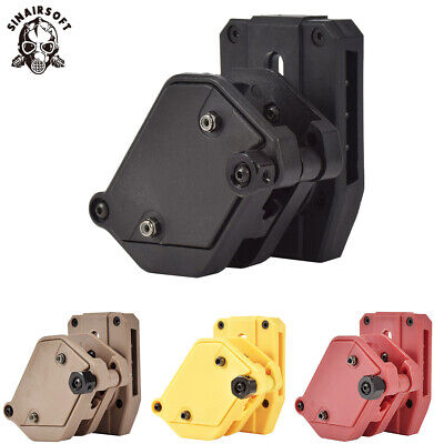 IPSC USPSA IDPA Competition Multi-Angle Speed Pistol MAG Magazine Pouch Holster