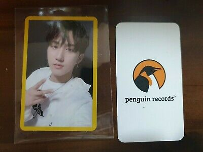 Stray Kids - Special Album Cle 2 : Yellow Wood Changbin Photo Card - 1