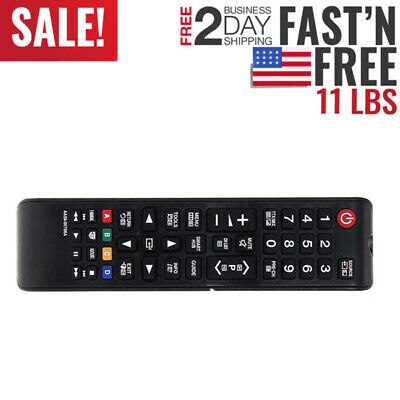 Universal Remote Control BN5901199F For Samsung LCD LED HDTV Smart TV Buttons