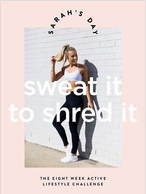 Sarah's Day Sweat it to Shred it ✨ ORIGINAL ✨ [P.D.F] ✨ Quick Delivery