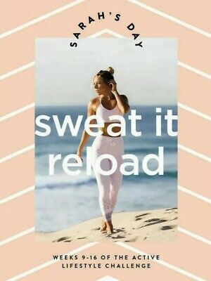 Sarah's Day ✨ Sweat It Reload ✨[E-BOOK] ✨ Quick Delivery