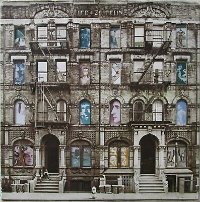 Led Zeppelin ‎Physical Graffiti Vinyl 2 x LP New Zealand 1975 Record