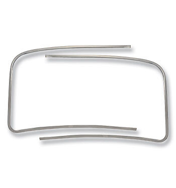 1947-53 Front Hood Emblem Mounting Gasket 59411 Classic Chevy Truck