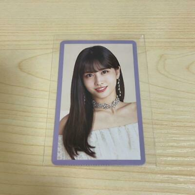 TWICE MOMO 2nd Album #TWICE2 Japan Official Hi Touch Photo Card punched