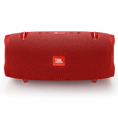 JBL Charge 3 Portable Bluetooth Speaker OEM Packaging-Red-Mint