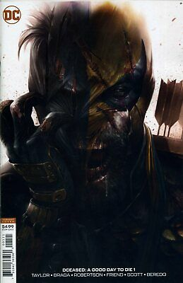 Dceased A Good Day To Die #1 Var Ed -Dc Comics  Usa - L054 - Preorder 04.09.2019