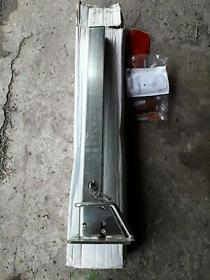 Driveway or Garage Security Post with 3 keys ( New in box )