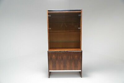 Vintage Retro Rosewood Cabinet By Merrow Associates Mid-Century