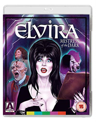 Elvira Mistress Of The Dark BLU-RAY NEW