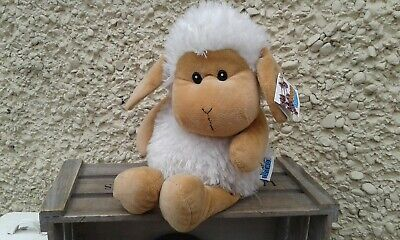 Kudoli Sheep Plush Heat Up Microwavable Soft Toy  With A Lavender Scent New