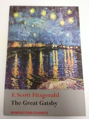 The Great Gatsby by F. Scott Fitzgerald (2016, Hardcover)New
