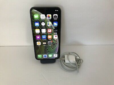 Apple iPhone XS - 64GB - Space Gray (Unlocked) A1920 (CDMA + GSM) - MINT