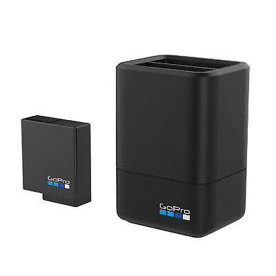 GoPro Dual Battery Charger with Battery (AADBD-001) - Brand New In Retail Box