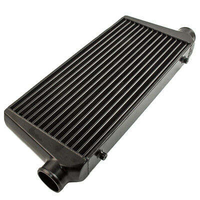 COOLING TUBE & FIN INTERCOOLER 600 X 300 X 76MM 3 INCH OUTLETS Universal