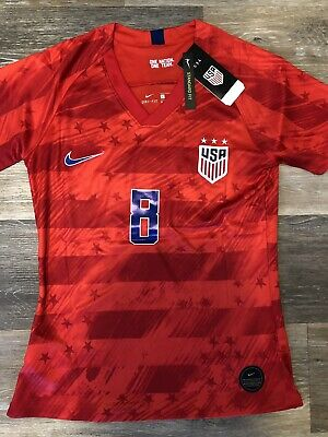 dd4673824 Julie Ertz Jersey: 2019 World Cup United States National : USA Red Womens