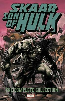 Skaar: Son Of Hulk - The Complete Collection by Greg Pak Paperback Book Free Shi