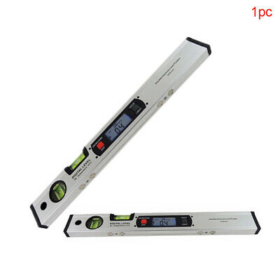 Digital Protractor Electronic Level Mini Angle Finder Measure Tool With Magnetic