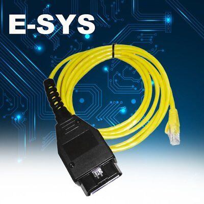 ENET CABLE SUITABLE for BMW F10 F20 F25 F15 F30 F01 F07