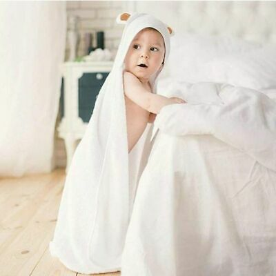 Hooded Towel for Babies Toddlers - 100% Organic Bamboo