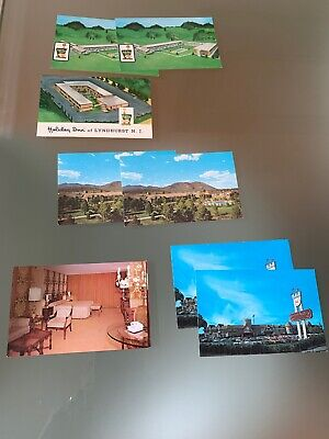 USA Holiday Postcards