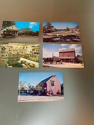 Smithfield (USA) Holiday Postcards