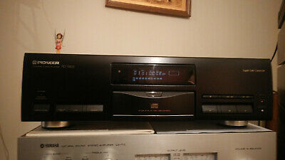 PIONEER PD-S802 cd player with remote