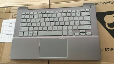 New for Samsung 740U3E NP740U3E France Keyboard with Palmrest see picture