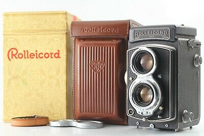[Near Mint in BOX] Rolleicord IV w/ Schneider Xenar f3.5 75mm  from Japan 1617