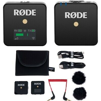 Rode Wireless Go - Sistema Microfonico Wireless