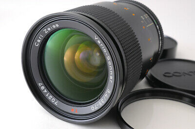 [MINT++] Contax Carl Zeiss Vario-Sonnar T* 35-70mm f/3.4 MMJ From Japan k165