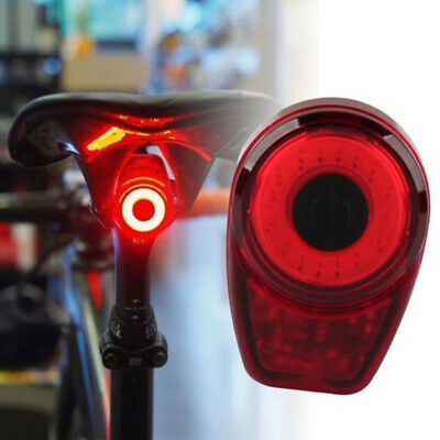 Bicycle Bike Lights Front Rear Tail Light Lamp USB Rechargeable IPX4 Waterproof