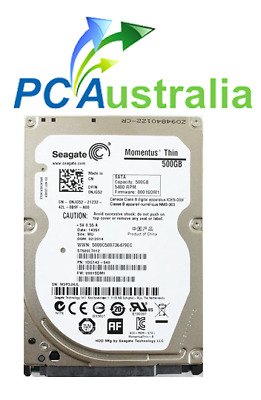 "Seagate 2.5"" 500GB  Laptop hard drive HDD *BRAND NEW*"