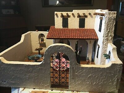 Dollhouse Adobe style handmade local pick up only