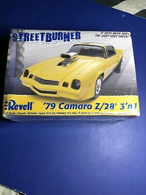 FACTORY SEALED - Revell Street Burner '55 Chevy Pro