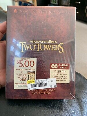 Pack Lord Of The Rings The Return Of The King Factory Sealed Hobby Packet