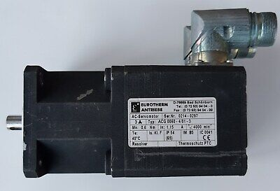 Motore ACG0060-4/1-3 Eurotherm Drives