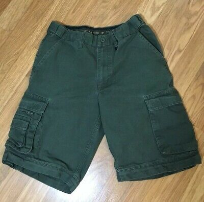 Boy Scouts of America Youth Size 12 Switchback Convertible Shorts - NO LEGS  F