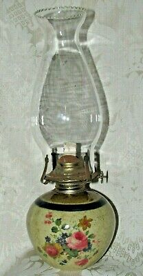 Vintage Robert Gordon ANNIES RANGE Lamp Lantern Glass Chimney w/ Wick 31CmT