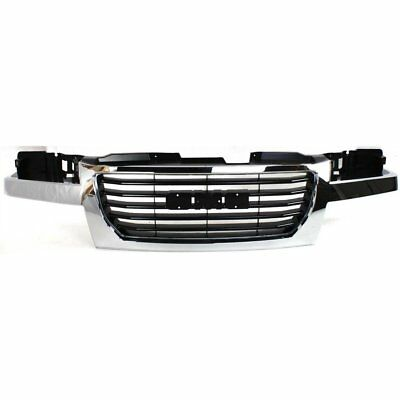 Grille Fits Gmc Canyon 2004 2012 Gm1200530