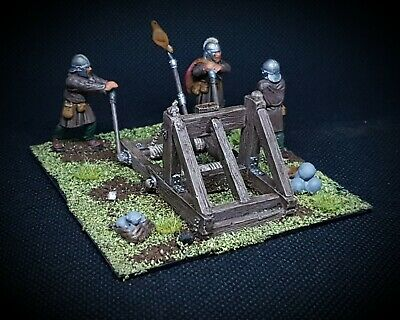 28mm Painted Metal Late Roman Onager Gripping Beast Swordpoint hail caesar